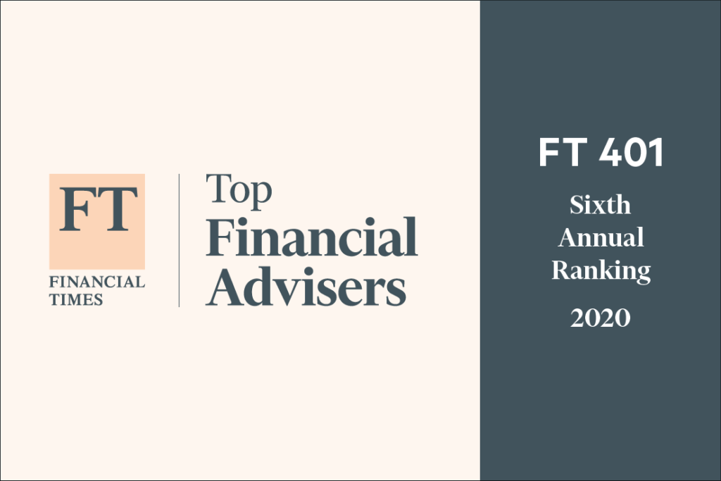 Seven Pensionmark Advisors Named to 2020 Financial Times 401 Top Retirement Advisers