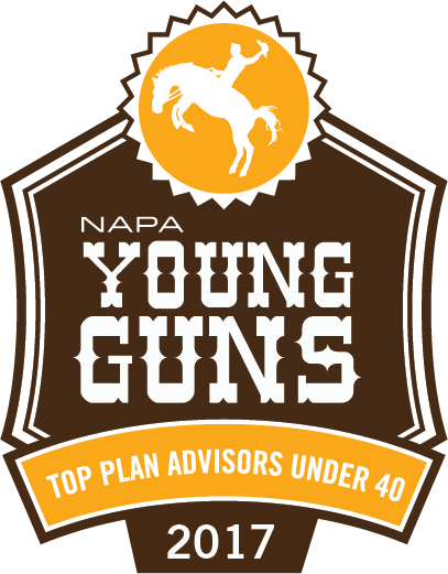 Pensionmark Advisors named in NAPA's Young Guns Top Advisors Under 40