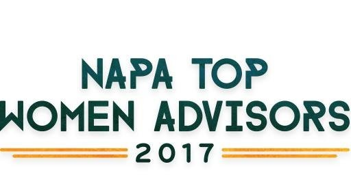 Pensionmark Advisors recognized by NAPA in their 2017 League of Their Own Top Women Advisors