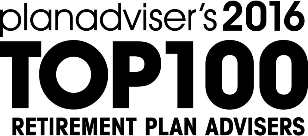Pensionmark Recognized as 2016 Top Advisers by PLANADVISER